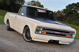 1968 Chevrolet C-10 - Work Smart And Let The Aftermarket Simplify ...