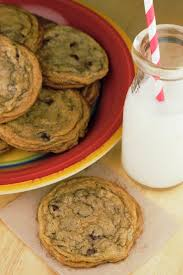 The Very Best Chocolate Chip Cookies Ever
