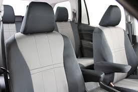 Honda Pilot Custom Seat Covers - CalTrend