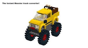 LEGO IDEAS - Product Ideas - The Monster-Truck Converter! Lego Monster Truck 192pcs I Tried Building The Monster Truck But It Didnt Turn Out Right Lego Ideas Product Ideas 10260 Slot Carunion Moc Technic And Model Team Eurobricks Forums Monster Truck In Ardrossan North Ayrshire Gumtree Month Is Tight Cant Effort Blue From For City 2018 Review 60180 Youtube Transporter No 60027 18755481