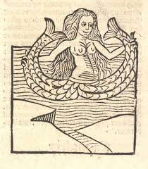 But If It Really Was One Of These Other Woodcut Mermaids That Inspired The Logo Heckler And Schultz Would Need To Explain Why They Subsequently Decided