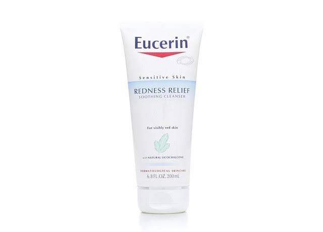 Eucerin Redness Relief Soothing Cleanser - 6.8oz