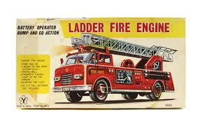 Lot Detail - 1960's Yonezawa Toys Ladder Fire Engine Original Box Buy Rescue Team Large Fire Truck With Lights And Sounds Bump N Go Dickie Battery Operated Try Me 31cm Vintage Tin Fire Truck Battery Operated Toy Made By Nomura Japan Kids Unboxing And Review Dodge Ram 3500 Ride On 45 Off On Kalee 12v Rideon Creative Abs 158 Mini Rc Engine 738 Free Shippinggearbestcom Fisherprice Power Wheels Paw Patrol Powered Toys Playtime That Emob Die Cast Metal Pull Back Toy With Light Funtok Electric Car Trade Radio Flyer For 2 Lot Detail 1950s Tin Chemical