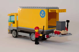 100 Lego Semi Truck Delivery S S Accessories And