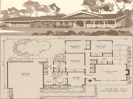 Home Design : Ranch Style House Plans Vintage Design 1950 Ranch ... Wondrous 50s Interior Design Tasty Home Decor Of The 1950 S Vintage Two Story House Plans Homes Zone Square Feet Finished Home Design Breathtaking 1950s Floor Gallery Best Inspiration Ideas About Bathroom On Pinterest Retro Renovation 7 Reasons Why Rocked Kerala And Bungalow Interesting Contemporary Idea Christmas Latest Architectural Ranch Lovely Mid Century