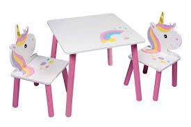 Unicorn Table And 2 Chairs Set Childrens Kids Toddler Nursery Playroom  Furniture High Quality Cheap White Wooden Kids Table And Chair Set For Sale Buy Setkids Airchildren Product On And Chairs Orangewhite Interesting Have To Have It Lipper Small Pink Costway 5 Piece Wood Activity Toddler Playroom Fniture Colorful Best Infant Of Toddler Details About Labe Fox Printed For 15 Childrens Products Table Ding Room Cute Kitchen Your Toy Wooden Chairs Kids Fniture Room