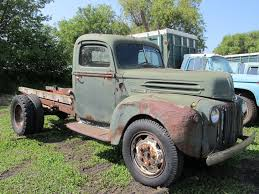 1942 FORD 1 1/2 TON TRUCK
