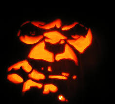 Pumpkin Carving Scary Faces Templates by My Carved Pumpkin Gallery By Year