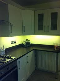 warm white led cabinet lighting lights cupboard kitchen