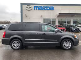 Chrysler Town & Country Vans / Minivans For Sale Nationwide - Autotrader