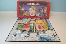 There Were Also Not One But TWO Home Alone 2 Board Games Thats A Lot It Still Doesnt Make Up For Kevins Lost Christmases