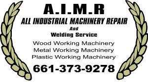 all industrial machinery repair machine repair wood metal plastic