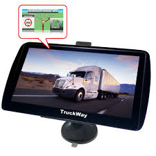 TruckWay GPS - Pro Series Black Edition - 7