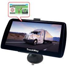 TruckWay GPS - Pro Series Black Edition - 7