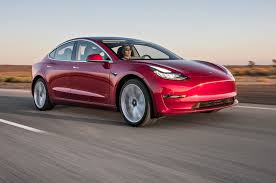 TESLA MODEL 3: 2018 MOTOR TREND CAR OF THE YEAR FINALIST ...