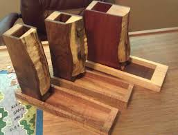 Gift Projects Regular Concrete Plus Dye Added Then A Wooden Inlay Resin Beautiful Home Wwgoa Woodworking Last Minute Jpg