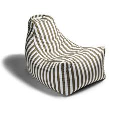 Jaxx Juniper Taupe Stripes Outdoor Bean Bag Patio Lawn Chair Fatboy Point Beanbag Ideas Of Leather Bean Bag Loccie Better Homes Gardens Connie Armchair Accent Pillow Stool Set 3 Pack Vintage Blue Mcombo Barcelona Chair Waiting Room Reception Office Salon Leisure Lounge Ottoman Fniture Steel Frame 7107 Channeled Accent Chair Rust Worldplus Home Irvine World Plus Monterey Lounger Lexington Living Claudia Cocktail Ll749344 Amazoncom Lewis Interiors Handcrafted Designer Mid Century Normann Cophagen Circus Pouf Rust Bgere And Outdoor Pouf 032 Double Roda