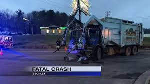 100 Garbage Truck Accident Early Morning Crash Involving Garbage Truck Kills 1