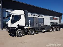 100 Iveco Trucks Usa Used Trakker AT410T50 10X4 Other Trucks Year 2019 Price US