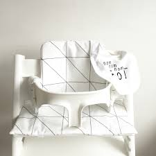 Tolix Chair Cushion Melbourne by New Suzyb Stokke Tripp Trapp Seat Cushions With Crosses Or Grid