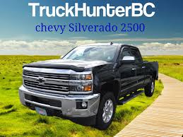 Chevy Silverado 2500 For Sale BC - Truck Hunter BC Trucks For Sale