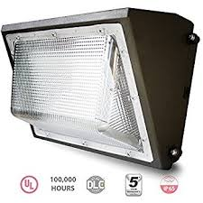 60 watt led wall pack light 7 232 lumens high efficiency 120