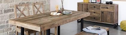 Brooklyn Industrial Sheesham Mango Indian Wood Furniture