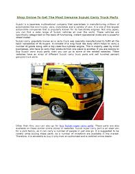 Shop Online To Get The Most Genuine Suzuki Carry Truck Parts By Mini ... Street Legal Atv Photo Gallery Eaton Mini Trucks Truckin Magazine At Truck Trend Network Manuals For 4wd Atv Off Road Daihatsu Hijet Honda Carry Subaru Parts Accsories Archives Mudbug Maruti Suzukis Mini Pick Up Truck Plans Teambhp Micro Machine The Kei Drift Speedhunters 1967 Morris What Super Sambar Sale In Bc U Japan Cars Myanmar Japanese Garden Contest Is A Whole New Genre In