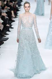 Elie Saab haute couture spring summer 2012 collection fashion