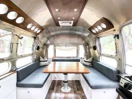 100 Airstream Interior Pictures Renovation Tour Before And After Tiny Shiny Home