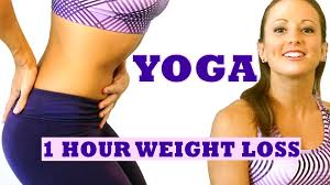1 Hour Weight Loss Yoga Workout For Beginners Full Body Class At Home