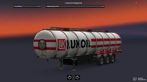 Shell, Lukoil And OMV Cistern Pack For Euro Truck Simulator 2