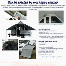 Custom Rv Awnings Inexpensive Pop Up Camper Alternative To Buying ... Awning Motorhome Side Walls Inexpensive Pop Up Camper 2pc Sidewalls W Window For Folding Canopy Party Tent Amazoncom Impact X10 Ez Portable 4wd Suppliers And Manufacturers Wall Gazebo Awning Chrissmith F L Tents Panorama Installation Full Size Front Wall For The Rollout Omnistorethule Neuholz 18x3m Beige Screen Sun Shade Adventure Kings Car Tarp Van Awnings Canopies Retractable Home Patio Garden Terrace 1 Windows Google Search Lake House