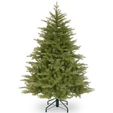 Pre Lit Pencil Slim Christmas Trees by Christmas Christmas Oss T Flocked Artificial Trees At Walmart