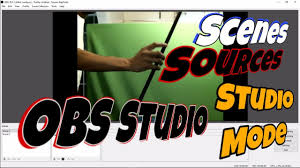 100 Studio Mode OBS Scene Sources Transitions And