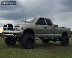 2003 Dodge Ram 2500 Moto Metal Mo962 Suspension Lift 5in