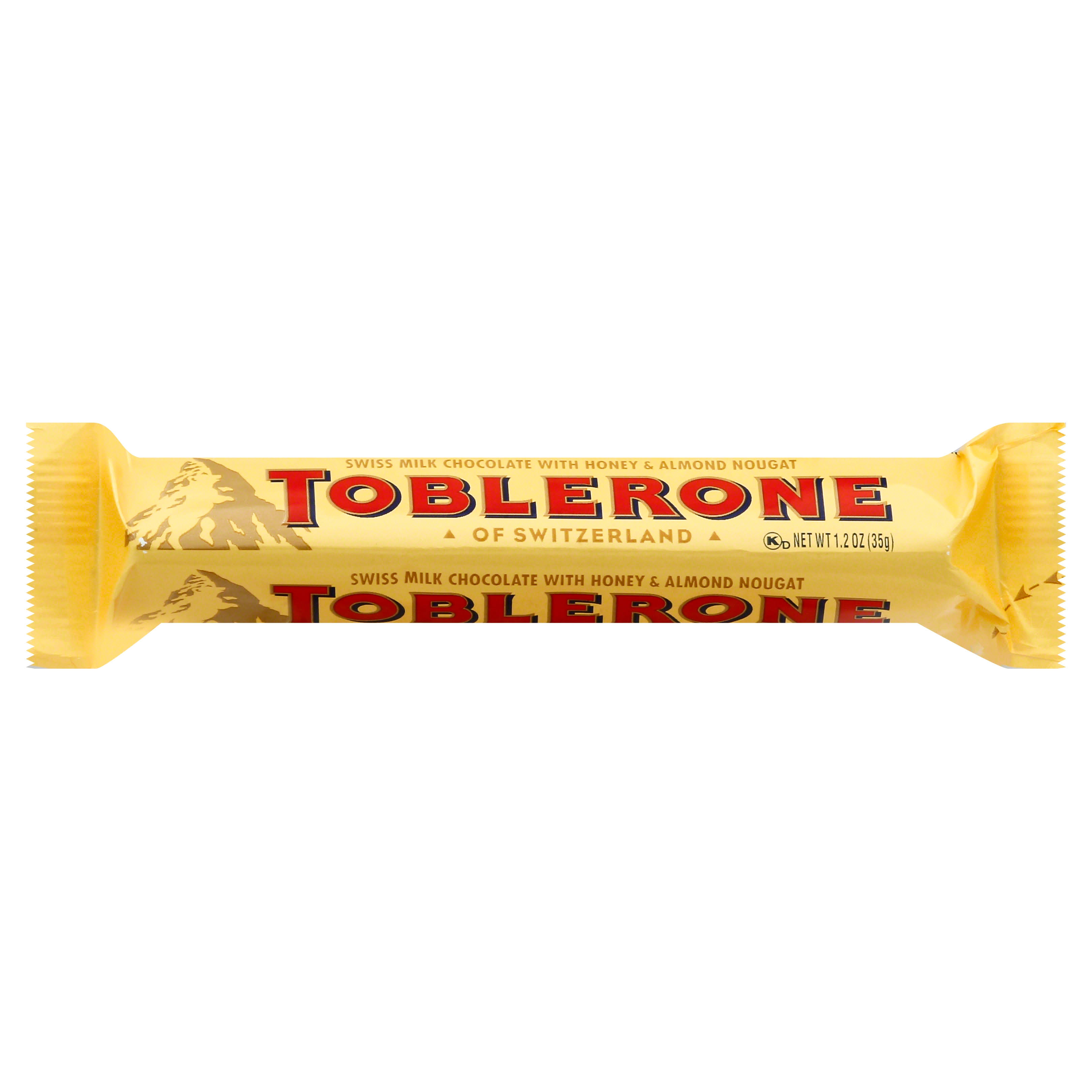Toblerone Milk Chocolate - 1.23oz