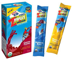 CLIF Kid Zfruit Veggie Ropes Pack Healthy Vegetables Into Every