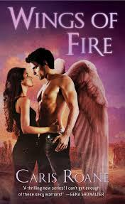 Katie And I Had The Pleasure Of Meeting With Caris Roane To Talk About Latest Release In Her World Ascension Series Wings Fire