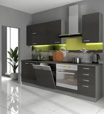 küche basic ii 240 küchenzeile glanz kaufland de
