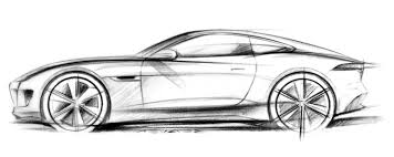 Drawings Cars In Pencil Easy Simple Pencil Sketches Cars – Drawing Sketch
