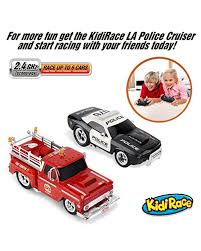 KidiRace RC Remote Control Fire Engine Truck, Rechargeable ... Lot 246 Vintage Remote Control Fire Truck Akiba Antiques Kid Galaxy My First Rc Toddler Toy Red Helicopter Car Rechargeable Emergency Amazoncom Double E 4 Wheel Drive 10 Channel Paw Patrol Marshal Ride On Myer Online China Fire Truck Remote Controlled Nyfd Snorkel Unit 20 Jumbo Rescue Engine Ladder Is Great Fun Super Sale Squeezable Toysrus