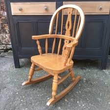 Vintage Rustic Kids Child's Rocking Chair Seating Shabby Chic Wooden Wood Sold Antique Mission Style Rocking Chair Refinished Maple And Leather Adams Northwest Estate Sales Auctions Lot 12 Vintage Wood Mini Rocker 3 Vintage Wood Carved Rocking Chairs Incl 1 Duck Design Seat Tell City Company Love Seat Projects In Childs Wooden Refurbished Autentico Bright White Victorian W Upholstered Back Wooden Chair Ldon For 4000 Sale Shpock With Patchwork Design On Backrest Batley West Yorkshire Gumtree Child Doll Red Checked Fabric