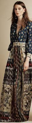 Boho Chic Bohemian Style Hippy Hippie Boheme Vibe Gypsy Fashion Indie Folk The