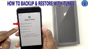 How To Backup and Restore your Apple Device with iCloud and iPhone