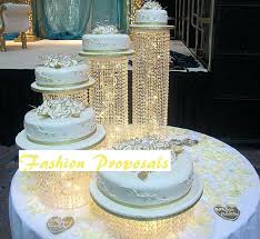 Wedding Cake Stands Brilliant Ideas About Acrylic On Rustic