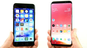 Should I iPhone 7 Plus or Galaxy S8 Plus