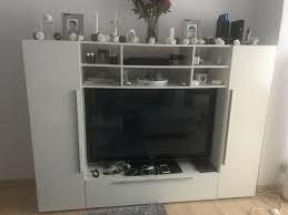 tv wandschrank weiß hochglanz otto