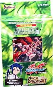 buddyfight trial deck 5 trial deck 5 onslaught starter deck future card buddyfight