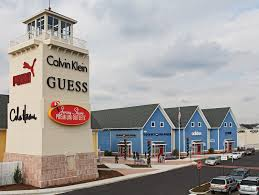 Nike Outlet Nj by About Jersey Shore Premium Outlets A Shopping Center In Tinton